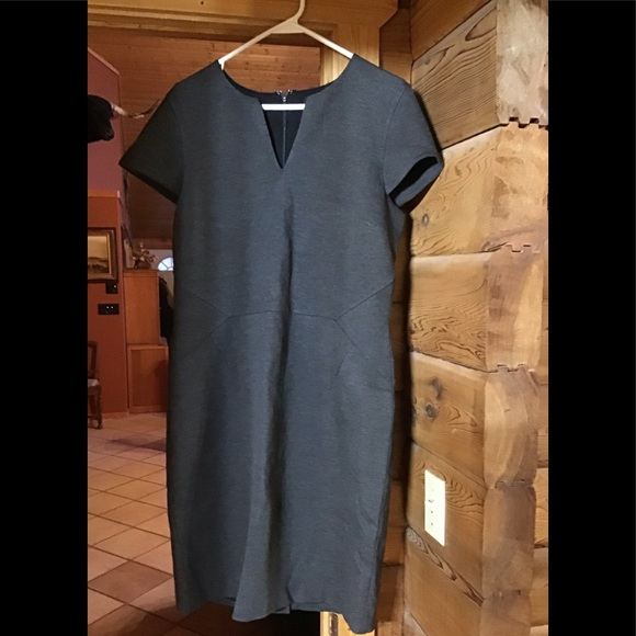 Banana Republic Grey dress. Size 12T NWT